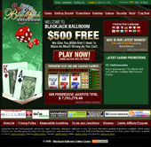 Blackjack Ballroom Casino Screenshot