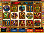 Ruby of the Nile Slot