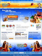 Vegas Palms Casino - Screenshot 1
