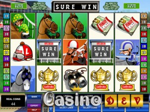 Sure Win Online Slot Due for Release on 9th January, 2013
