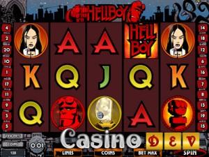 Hellboy Promotion at Blackjack Ballroom Online Casino