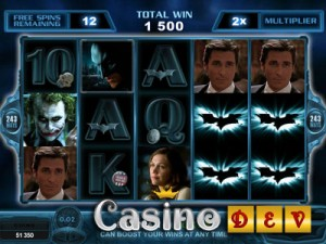 Microgaming Launches The Dark Knight Rises Video Slot